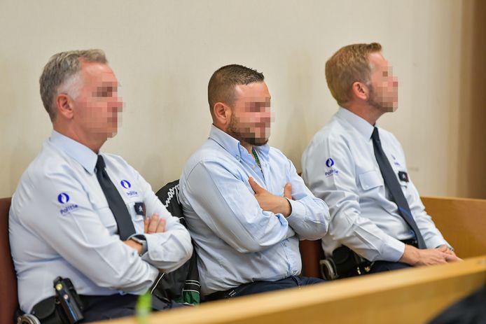 Beschuldigde Roberto S. werd in juni 2019 veroordeeld tot 25 jaar cel voor het hof van assisen in Tongeren.