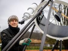Dit is de grootste voor gewoon publiek toegankelijke telescoop van Nederland: dichtbij de sterren in Ossenzijl
