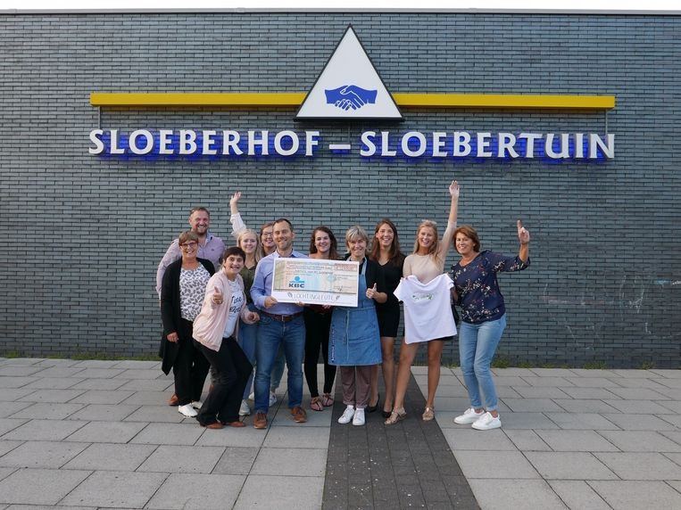 Lochtingleute steunt Sloeberhof