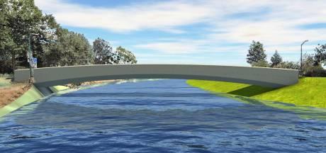 Esch krijgt een splinternieuwe 'witte brug' over de Essche Stroom