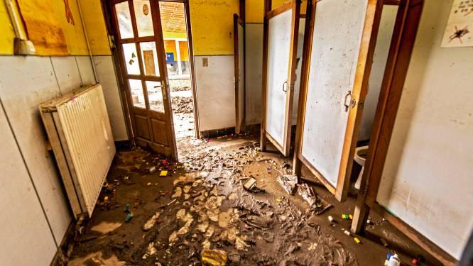 """Zonhoven Zorgt start hulpactie voor zwaar getroffen scholen in Pepinster: """"Alleen zo kunnen kinderen straks weer naar school"""""""