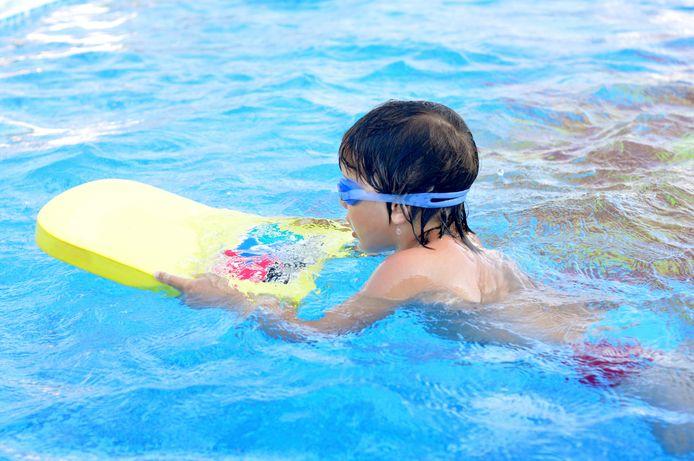 stockadr stockpzc zwemles zwemlessen zwemmen kind zwembad