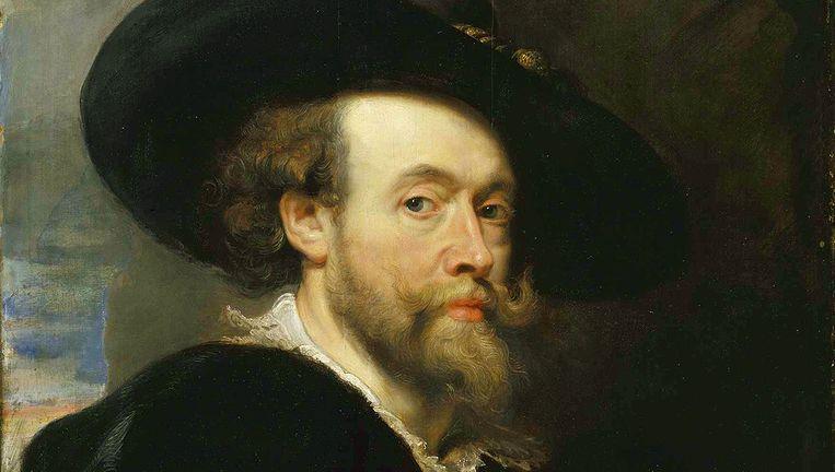 Een zelfportret van Pieter Paul Rubens. Beeld Photo News