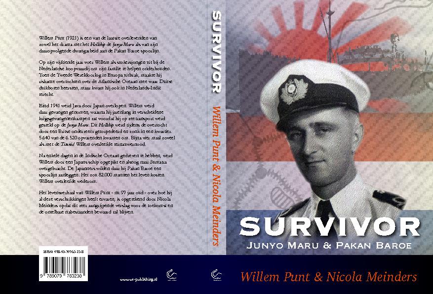 Cover van de autobiografie van Willem Punt.