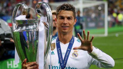 """Zoekt Ronaldo andere oorden op? """"Het was erg leuk om in Madrid te zijn"""""""