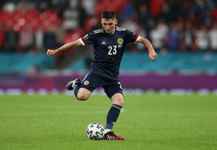Mauvaise nouvelle pour le jeune Écossais, élu homme du match contre l'Angleterre.