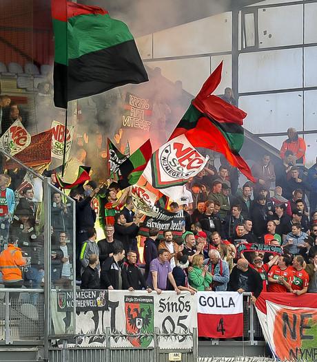 Gratis biertje voor NEC-fans tegen NAC Breda