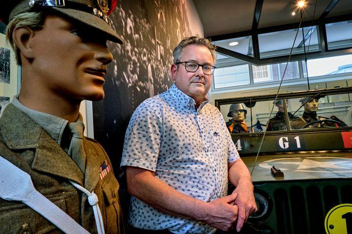 Ed Vermeulen is de nieuwe voorzitter van Museum 1940-1945.