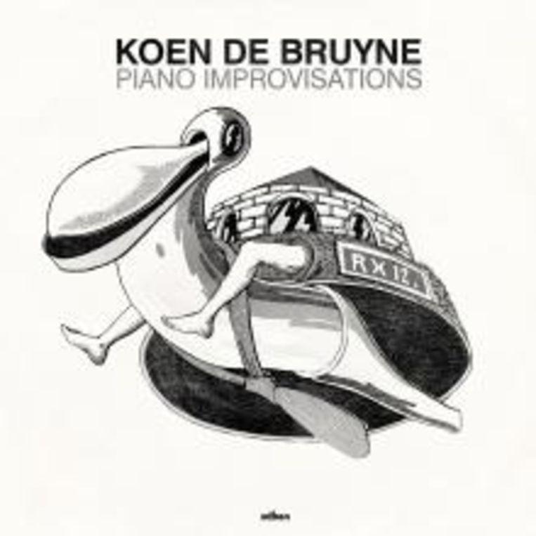 Koen De Bruyne - Piano Improvisations Beeld Koen De Bruyne