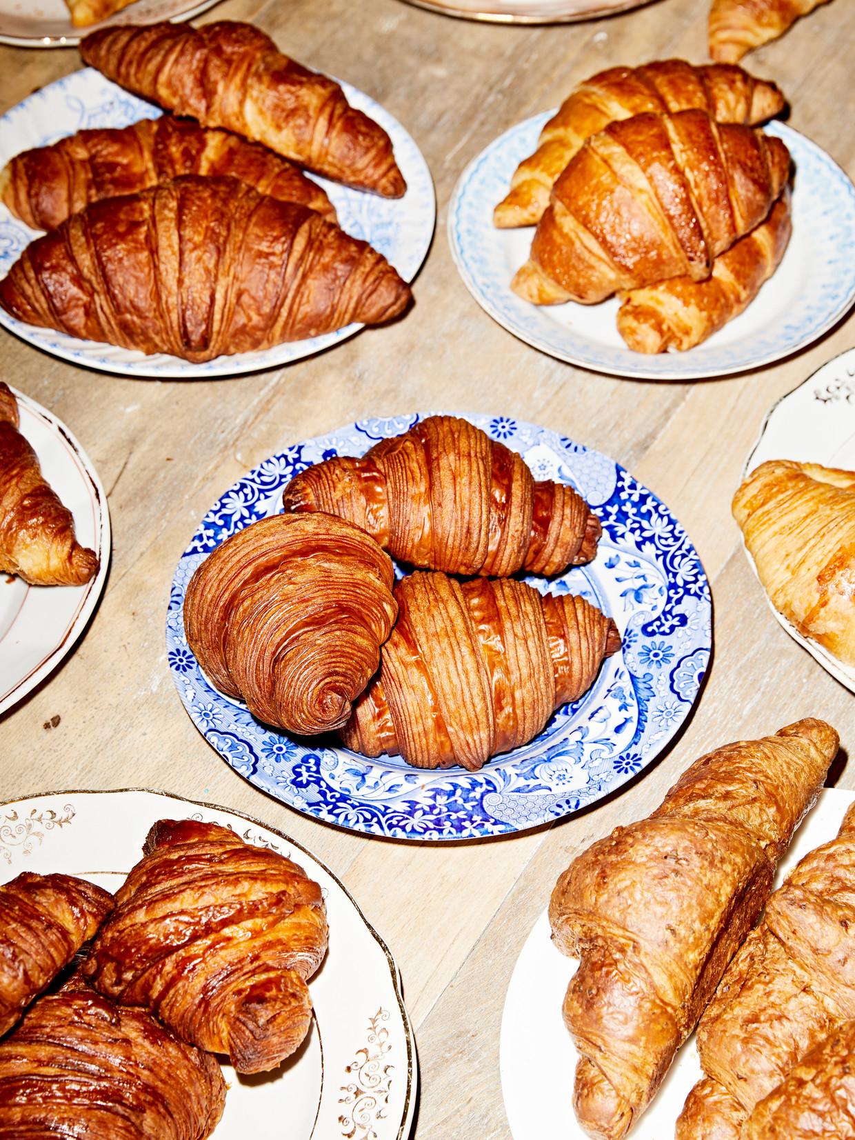 Wat is de beste croissant van Amsterdam? Beeld Marie Wanders