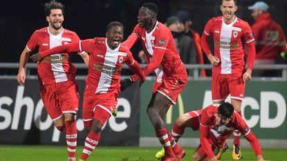VIDEO: Makélélé verliest zijn eerste match als coach van Eupen