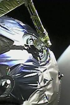 La sonde chinoise survole Mars: les images