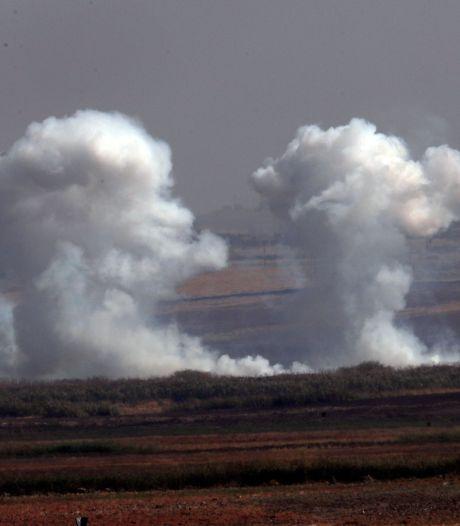 Turkse aanval op Syrië: 'twee dorpen bevrijd van terreur'