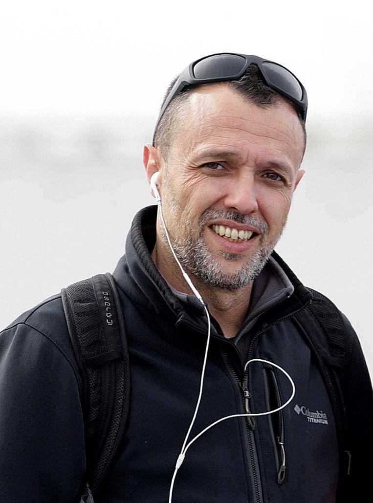 De Spaanse fotograaf Roberto Fraile. Beeld EPA