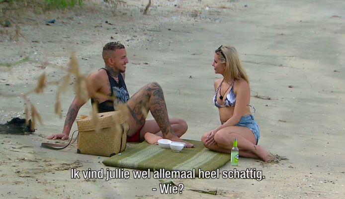 Zach & Angelique Temptation Island