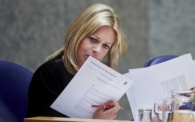 Minister Hennis Beeld anp