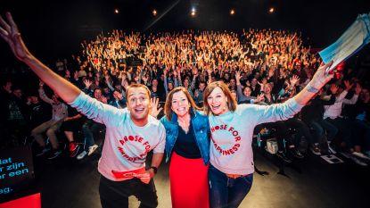 Londerzeelse scholen nemen deel aan Rode Neuzen Dag