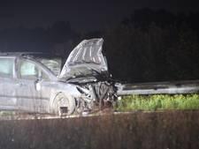 Spoorloze bestuurder ongeluk A1 bij Holten terecht