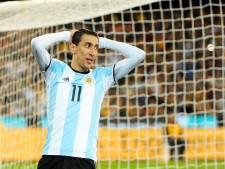 Di María gepasseerd voor Argentinië: 'Heb er geen woorden voor'