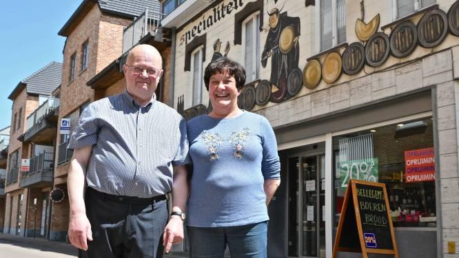 Laatste winkel trekt weg uit de Kerkstraat: José (71) en Marleen (60) stoppen na vijftig jaar met bekende kruidenierszaak Houtteman