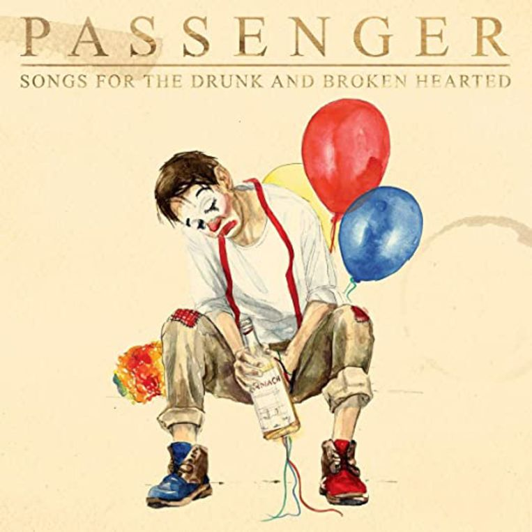 Passenger, Songs for the Drunk and the Broken-Hearted. Beeld