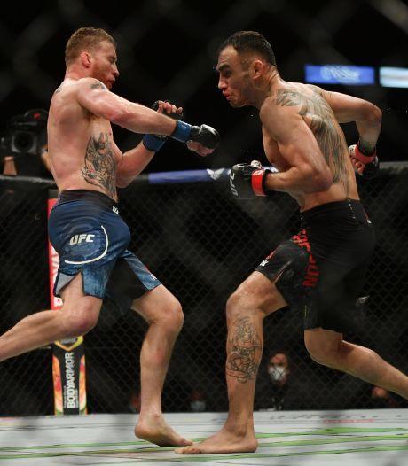 Rozenstruik na twintig tellen 'KO' bij eerste UFC zonder publiek