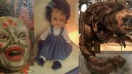 Kippenvel: museums tonen hun meest creepy items op Twitter