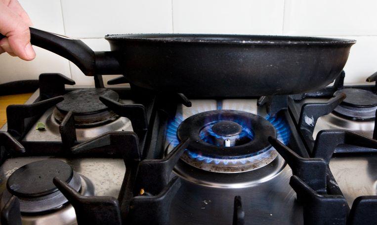 CO2 is om te zetten in methaan, hetzelfde gas dat door het Nederlandse gasnet stroomt en uit het gasfornuis komt.  Beeld ANP XTRA