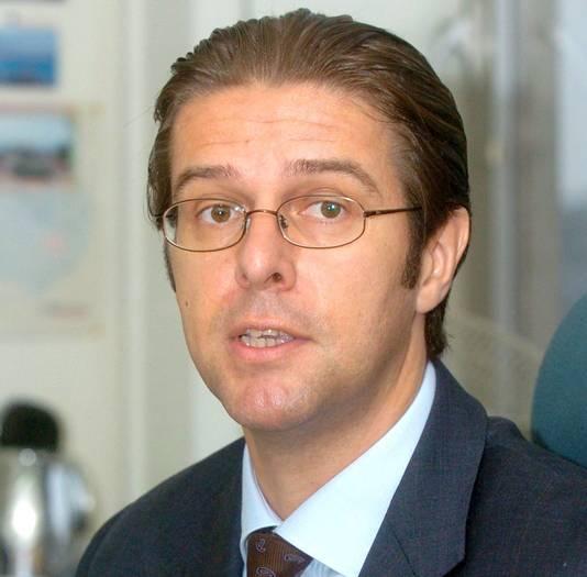 Onderzoeksrechter Wim De Troy