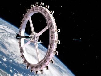 Spectaculair uitzicht op de maan en de Aarde: in 2027 opent eerste ruimtehotel vol luxe