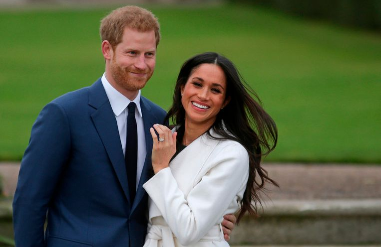 Prins Harry en Meghan Markle trouwen op 19 mei
