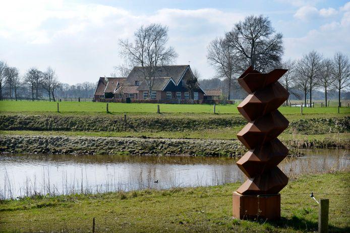 In het buitengebied van Wierden moet niet te veel bebouwing ontstaan.