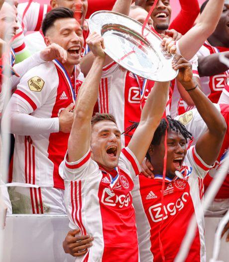 Ajax al 15,64 miljoen euro rijker: dit is het prijzengeld van de drie Europese toernooien