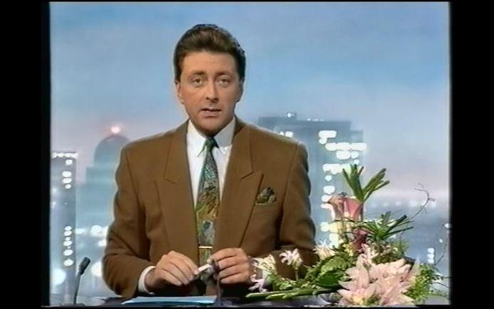 Dany Verstraeten in 1990.