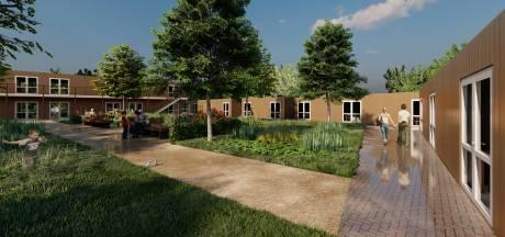 Dertig tijdelijke tiny houses bij Meester Slootsweg in Waalre: 'Hopelijk oplevering in mei volgend jaar'