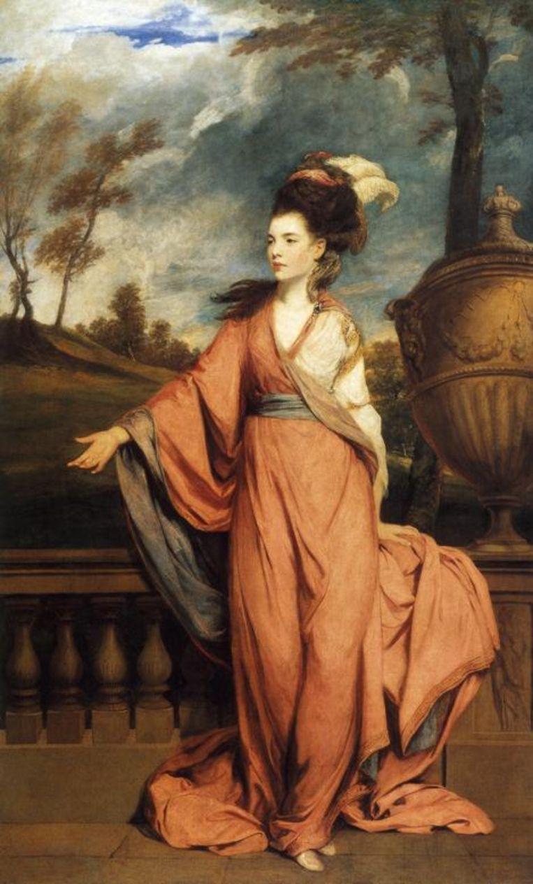 Jane Fleming van Joshua Reynolds. Beeld ©JoshuaReynolds