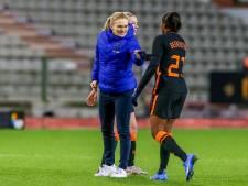 Sarina Wiegman na loting voor Spelen: 'Aan stand verplicht om door te gaan'
