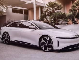 837 kilometer op één acculading: deze auto haalt Tesla links en rechts in