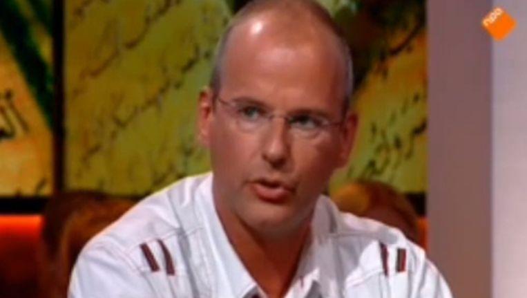 Fragment uit een interview met Van Doorn in Knevel en Van de Brink. Beeld EO