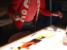 Raadskelder trapt seizoen af met glaskunst