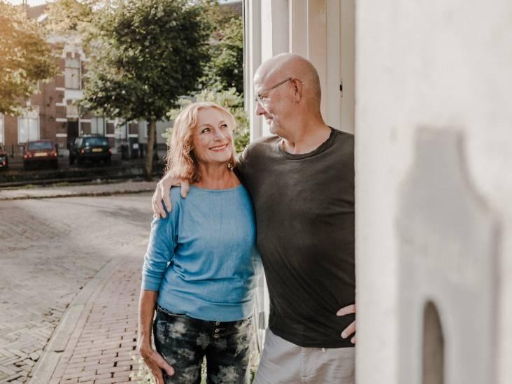 Willem is na 42 jaar nog steeds stapelverliefd op Gerda: 'Als we samen zijn, hebben we altijd schik'
