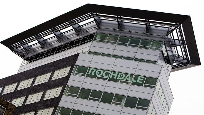 Kantoor van Rochdale in Amsterdam. © ANP