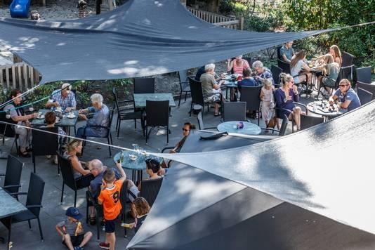 Brasserie De Pastorie in Sprundel. Foto: Marcel Otterspeer / Pix4Profs