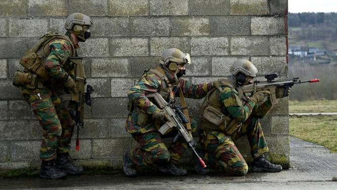 Militairen krijgen vanaf volgende maand nieuwe laarzen
