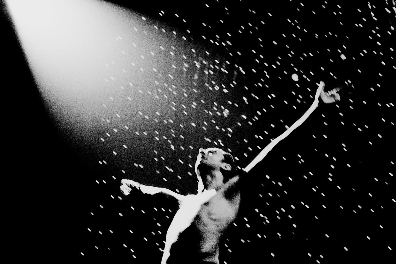 Depeche Mode, Exciter Tour, Birmingham, 2001. Beeld Anton Corbijn