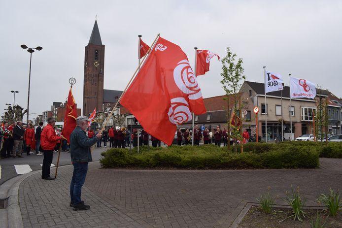 Ook dit jaar geen traditionele 1 mei-optocht in Zelzate.