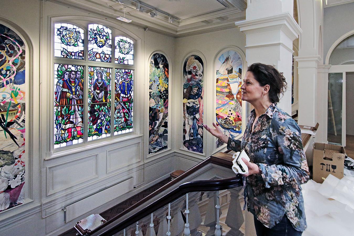 Artistiek directeur Karin van Lieverloo doet een stapje terug.