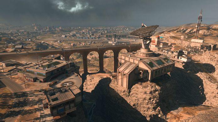 Verdansk '84 is de nieuwe map in het recent uitgekomen derde seizoen van Call of Duty Warzone.