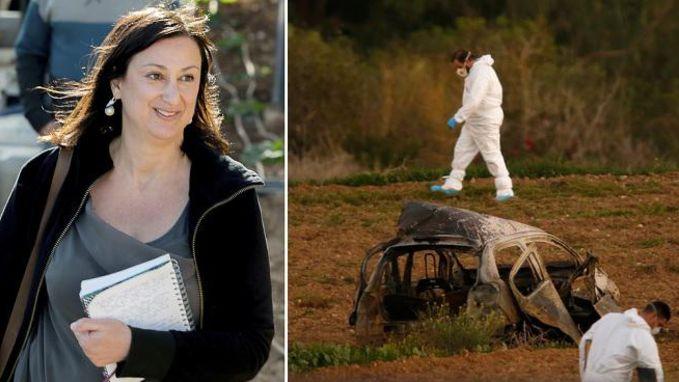 """""""De toestand is hopeloos"""": Maltese journaliste drukte radeloosheid uit in laatste woorden voor haar dood"""
