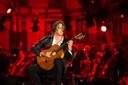 Topgitarist JB Meijers is vanavond te zien in Het Uur van de Wolf op NPO 2.